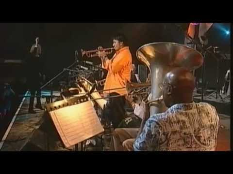 Charlie Haden & The New Liberation Music Orchestra ft Carla Bley – Live in Marciac 2004