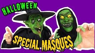 Video Special fête HALLOWEEN : les MASQUES QUI FONT PEUR ! MP3, 3GP, MP4, WEBM, AVI, FLV Mei 2017