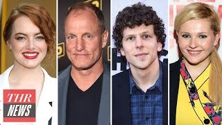 Nonton Emma Stone  Woody Harrelson   More To Reunite For Sony S  Zombieland  2     Thr News Film Subtitle Indonesia Streaming Movie Download