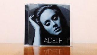 Adele - 21 (Unboxing)