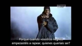 MC Ren - Ruthless For Life Subtitulado español Video Oficial (HD Audio)