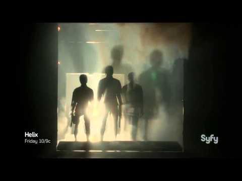 Helix 1x11 Promo  HD  'Black Rain'