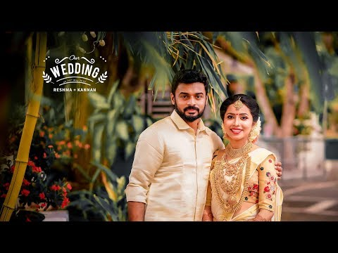 Kannan + Reshma   Hindu Wedding Videography, Trivandrum, Kerala