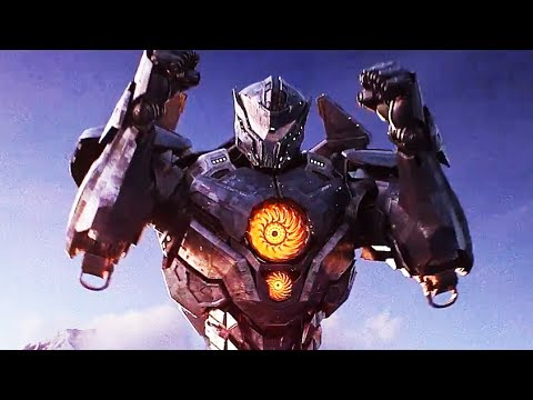 Pacific Rim: Uprising Trailer 2017 - Official 2018 Movie Teaser
