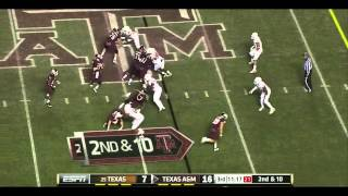 Luke Joeckel vs  Jackson Jeffcoat & Alex Okafor  (2011)