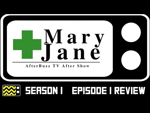 Mary + Jane Season 1 Episode 1 Review & After Show | AfterBuzz TV