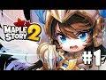El Mundo Maple Episodio 1 Maplestory 2 espa ol
