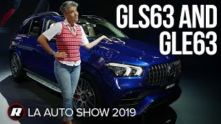 2021 Mercedes-AMG GLE and GLS: Twin turbo power by Roadshow