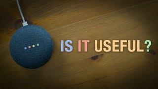 Video 5 Reasons to Buy Google Home Mini! MP3, 3GP, MP4, WEBM, AVI, FLV Juni 2019