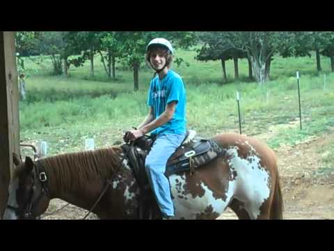 Horseback Riding at Rocking J Ranch