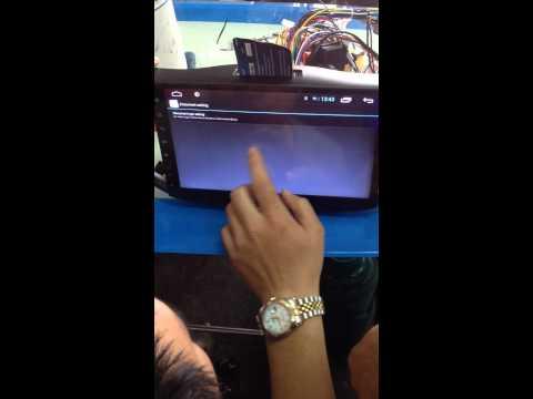 Màn hình dvd cho xe honda crv 2015, đầu dvd cho xe honda crv 2015