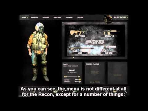 Battlefield Play4Free Training video