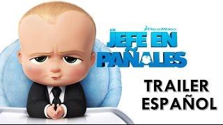 Nonton Un Jefe En Pañales - Trailer Doblado Español Latino 2017 The Boss Baby Film Subtitle Indonesia Streaming Movie Download