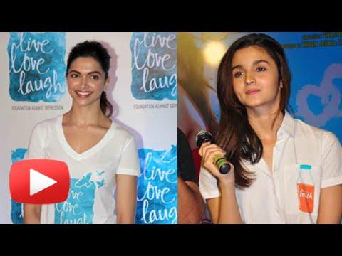 Deepika Padukone Makes Alia Bhatt Feel Safe & Secu