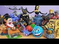 My Polymer Clay Figures Collection l 100K Subs Special + Animation