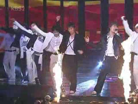 brand new - a Brand New performance credits : shinhwa changjo.