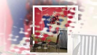 Декор стен. Модный дизайн интерьера