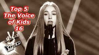 Video Top 5 - The Voice of Kids 16 MP3, 3GP, MP4, WEBM, AVI, FLV April 2019