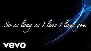 Shane Filan - Beautiful In White (With Lyrics)