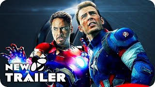 MARVEL CINEMATIC UNIVERSE Phase 2   All MCU Trailers (2013 - 2015) Superhero Compilation by New Trailers Buzz