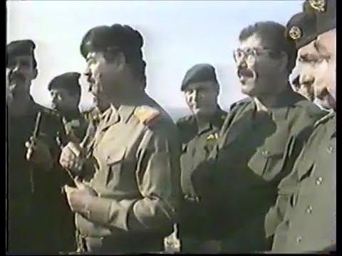 لاول مرة حصرياً   فلم ( القائد والشعب ) تلفزيون العراق 1991
