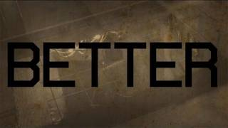 """Better"" Lyric Video - K'NAAN"