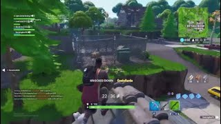 Killed tfue and droped a 22 kills after not playing for 2 weeks