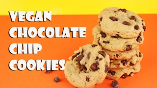 Soft & Chewy Vegan Chocolate Chip Cookies || Gretchen's Bakery by Gretchen's Bakery