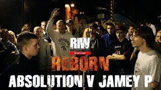 Rapped In Wire | Absolution vs. Jamey P