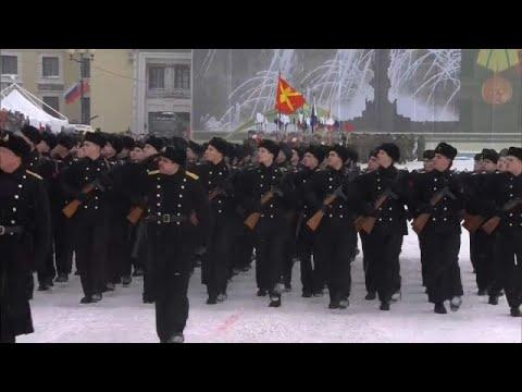 75 χρόνια από τη λήξη της Πολιορκίας του Λένινγκραντ