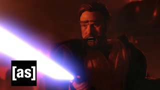 Video Obi Wan Takes The High Ground | Robot Chicken | Adult Swim MP3, 3GP, MP4, WEBM, AVI, FLV Desember 2017