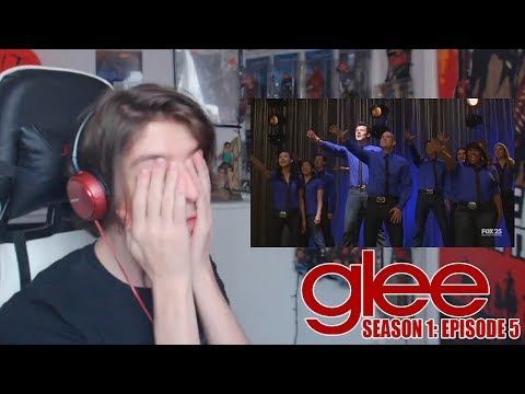 "Glee Season 1: Episode 5 ""The Rhodes Not Taken""   REACTION"