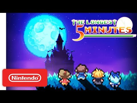 The Longest Five Minutes Overview Trailer - Nintendo Switch