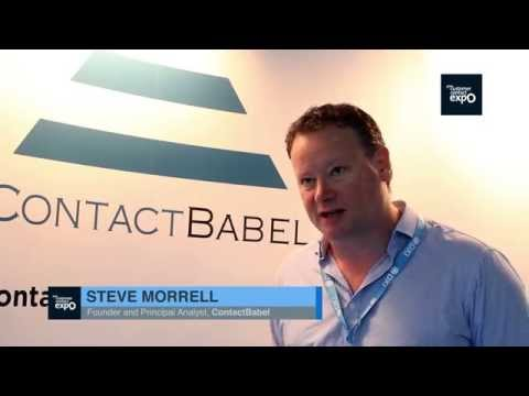 Interview with Steve Morrell from ContactBabel