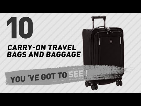 Victorinox Carry-On Luggage // New & Popular 2017