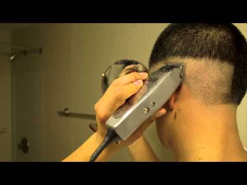 **Best** How To Cut Your Own Hair Tutorial **Video** (Shadow Temple Fade) (Part 1)