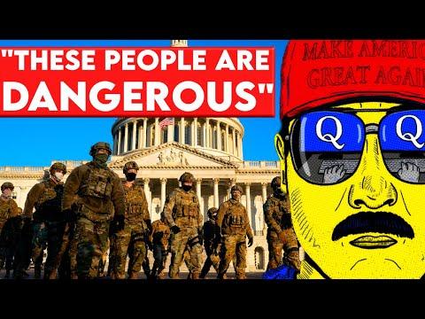 Inauguration Concerns and Trump's Pardons w/ David Pakman