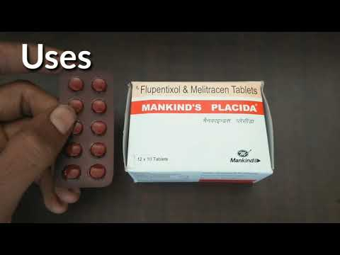 mankind's placida tablet uses | price | composition | dose | side effects | precautions | in hindi