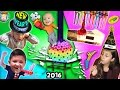 A Shattering New Years  Melted Crayola Crayon Art  Too Much Cheesecake Man FUNnel Vision Vlog waptubes