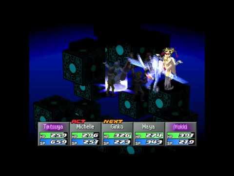 Persona 2 Innocent Sin [PART 93: BOSS: VS Angel Joker]