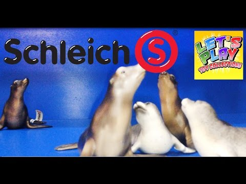 Schleich Figurines Toy Collections