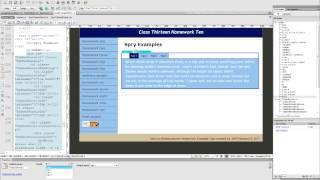 Jeffrey Diamond   CS 53 11A  Introduction to Dreamweaver 11142012