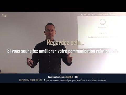 Communication PNL_Améliorez vos relations_Formation Coach PNL_AGI