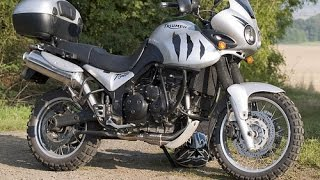 10. Triumph Tiger 955i exhaust sound compilation