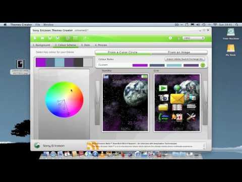 Sony Ericsson Themes Creator (Mac)