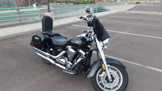 7. 2012 Yamaha Road Star 1700 Motorcycle Saddlebags Review - vikingbags.com