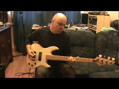 PEAVEY Foundation Bass USA- 1984 from www.BestGuitars.ru