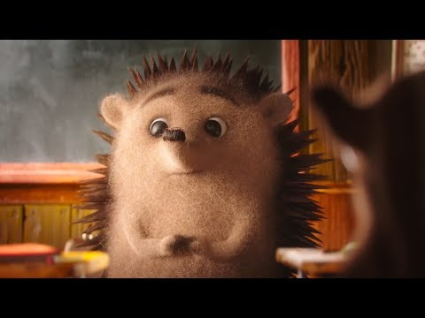 Some Thoughts On A Hedgehog Animation