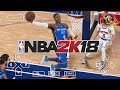 Nba 2k18 Ppsspp Android Pc Psp Download