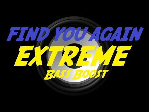 EXTREME BASS BOOST FIND YOU AGAIN - KEVIN GATES